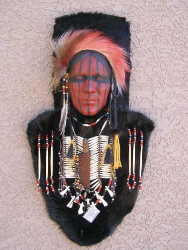 Native American Ceremonial Masks