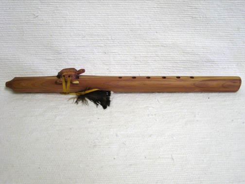 Navajo Made Cedar Flute
