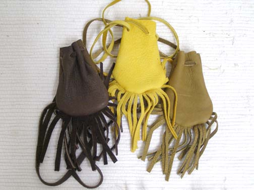 Navajo Made Medicine Bag