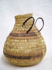 Papago Made Basket