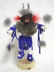 Navajo Made Antelope Dancer Kachina Doll