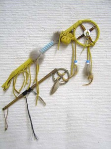 Navajo Small Medicine Man Sticks