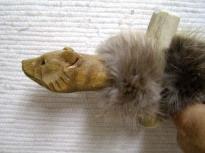 Small Totem Pipe--Eagle