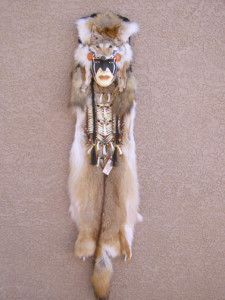 Cheyenne Dog Soldier Ceremonial Mask