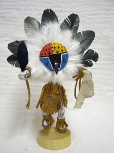 Navajo Made Chief Kachina Doll