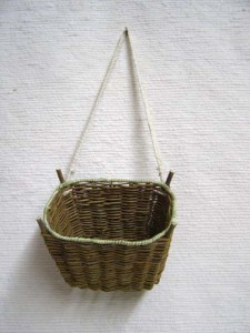 Hopi Made Sumac Small Burden Basket