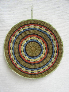 Hopi Made Sweet Corn Plaque