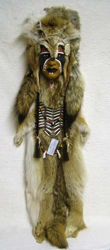 Dakota Sioux Warrior Ceremonial Mask