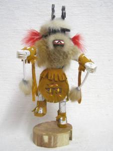 Navajo Made Deer Kachina Doll