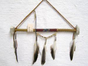 Navajo Made Draped Pipe