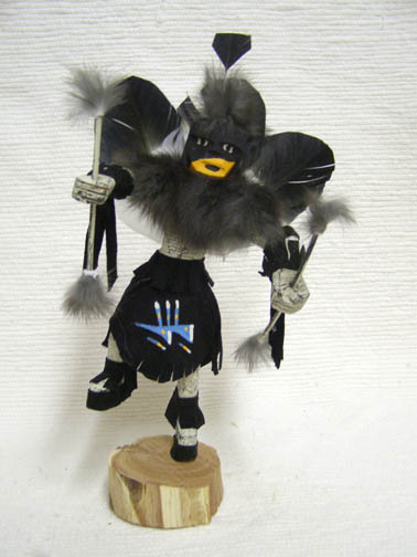 Navajo Made Fancy Dancer Kachina Doll