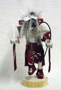 Navajo Made Female Ogre Kachina Doll