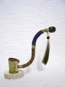 Navajo Made Tiny S Pipe