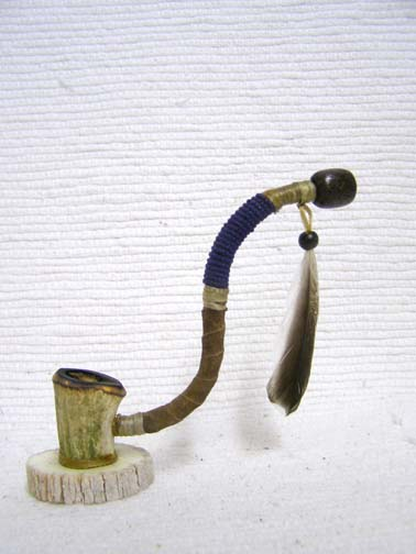 Navajo Made Tiny S Pipe