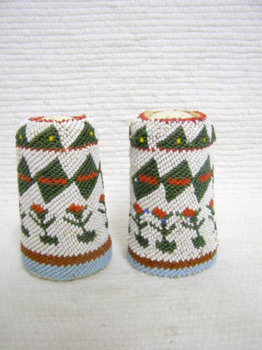 Washoe Made Salt and Pepper Shaker Covers