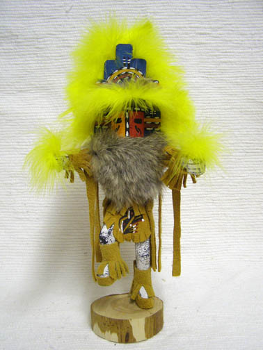 Navajo Made Hemis Kachina Home Dancer Doll