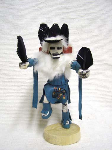 Navajo Made Horse Kachina Doll