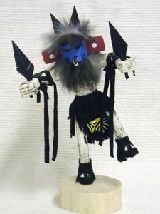 Navajo Made Hummingbird Kachina Doll