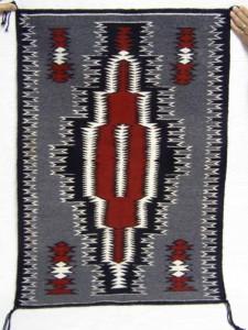 Navajo Rug - Ganado-A