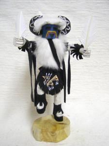 Navajo Made Medicine Man Kachina Doll