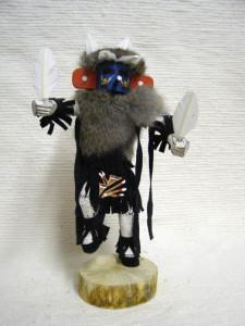 Navajo Made Morning Singer Kachina Doll