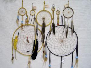 Navajo Made Dreamcatchers