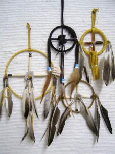 Navajo Made Medicine Wheels