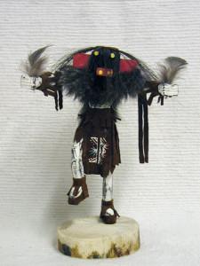 Navajo Made Ogre Disciplinarian Kachina Doll