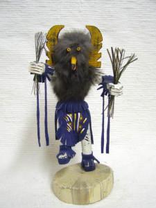 Navajo Made Owl Kachina Doll