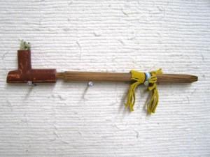Pipestone Woman's Pipe