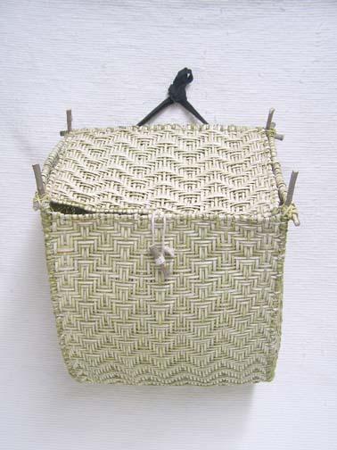 Native American Hopi Made Burden Basket