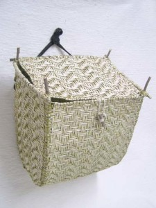 Hopi Made Burden Basket