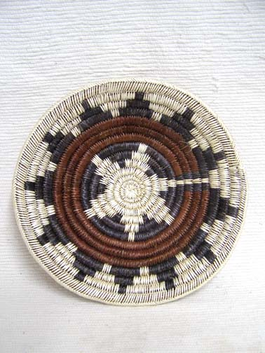 Navajo Made Wedding Basket