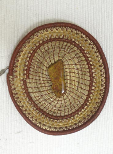 Chippewa Basket-Rusty