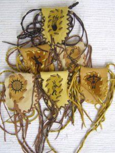 Cherokee Small Totem Medicine Bags