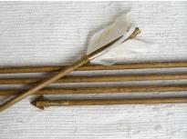 Handmade Plain Arrows