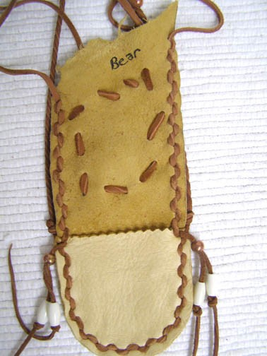 Cherokee Medium Totem Medicine Bags